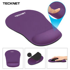 Mouse Mat with Wrist Support Gel Rest, Comfort Mice Pad Anti Slip for Laptop PC