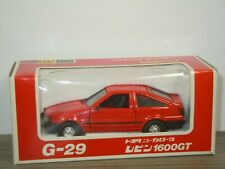 Toyota New Corolla Levin 1600GT - Diapet G-29 Japan 1:40 in Box *42932