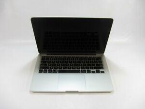 "Apple MacBook Pro A1502 11,1 13"" 2.6GHz i5 8GB DDR3 250GB SSD Big Sur (Grade B)"