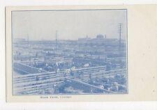 Stock Yards Chicago Vintage Postcard USA 337a