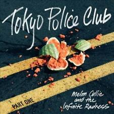 TOKYO POLICE CLUB - MELON COLLIE AND THE INFINITE RADNESS, PT. 1 [EP] NEW CD