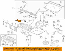 84532SJA901 Acura OEM 05-12 RL INTERIOR TRIM REAR BODY Actuator Assembly