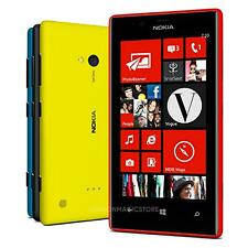 Nokia Lumia 720 Smartphone Windows Various Colours Warranty - Good Condition