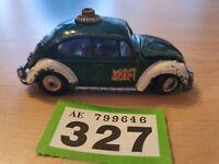Corgi Toys VW Volkswagen 1200 Beetle Saloon - POLIZEI Police Steering Function