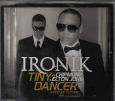 Ironik feat chipmunk&Elton John-Tiny Dancer cd maxi single 2 tracks