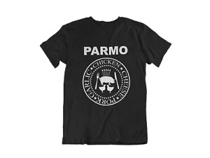 Parmo T-shirt Teesside Middlesbrough