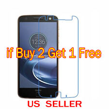 1x Clear LCD Screen Protector Guard Cover Film For Motorola Moto Z Force Droid