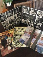 The Houghton Weavers,Folk Music Collection,vinyl,job Lot,folk,albums,FOUR LP's!!