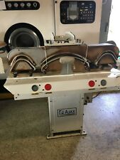 used dry cleaning equipment Ajax collar and cuff