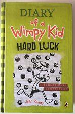 Hard Luck by Jeff Kinney (Hardback, 2013)