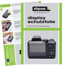 6x Kodak PIXPRO AZ421 Schutzfolie matt Displayschutzfolie Folie dipos