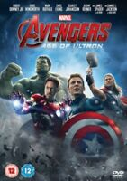 Nuovo Avengers - Age Of Ultron DVD