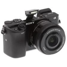 "Sony A6000L 16-50mm 24.3mp 3"" Mirrorless Brand New"