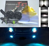 LED Kit X3 50W 9005 HB3 8000K Icy Blue Two Bulbs Head Light High Beam Upgrade OE