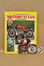 Vtg 1980 Motorcycles History Models Designers From 1876-1970s Book By Tragatsch