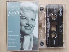 THE VERY BEST OF PATTI PAGE CASSETTE, 1996 HALLMARK, RARE CASSETTE, TESTED.