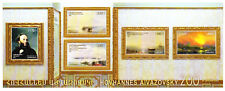 Armenia 200th Anniversary of Hovhannes Aivazovsky Souvenir Sheet 5 Stamp MNH