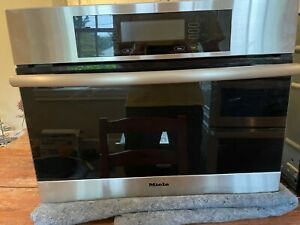 """MIELE Steam Oven DG4080 24"""" Electric Single Convection Wall Built in Vegetables"""