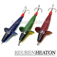 """Reuben Heaton Griffiths Devon Minnows 2"""" & 2.5"""" Sinking Salmon Fishing Lures"""