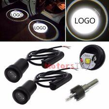 2x LED Car Door Ghost Shadow Laser Projector for C30 S80 V70 XC70 V60, etc