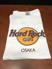 Hard Rock Cafe T-Shirt Osaka XL EM4077