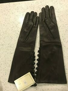 Beautiful Antonio Murolo Italian Soft Leather Fashion Gloves (4) BARGAIN PRICE !