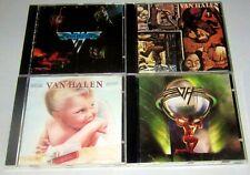 Van Halen CD Lot