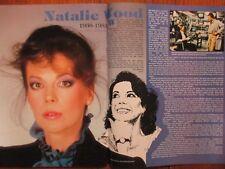 April 28, 1984 Pa. TV Host Maga(NATALIE WOOD/JAY GRUSKA/JESSICA LANGE/WAR GAMES)