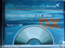 BLAUPUNKT  TELEATLAS  Alpen/Alps/Alpi  Österreich Schweiz  DX 2003 / 2004 DX