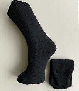 100% Pure Lambswool Socks Original Wool Natural Thermal Winter Always Warm