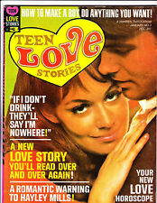 "Teen Love Stories  No 3 -1968 - ""How To Make A Boy Do Anything You Want !   """