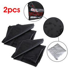 2Pcs 63'' x 36'' Car SUV Magnetic Windshield Cover Sun Snow Ice Frost