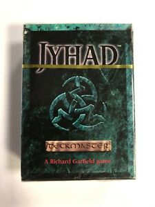 Jyhad Vampire the Masquerade Starter Deck Wizards of the Coast 1994 (76 Cards)