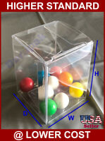 1000 12X14 Poly Nylon Vacuum Food Meat Nuts Protect Storage Bag Air Barrier Bags