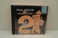 Paul Anka's 21 Golden Hits (CD, 1963, BMG)