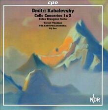 Cello Concertos 1 & 2, New Music