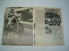 1979 YAMAHA XS-750SF ***ORIGINAL ARTICLE*** XS750