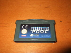 Hardcore Pool für GBA Advance