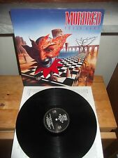 """MORDRED """"Fool's Game"""" LP NOISE INT. GERMANY 1989 - INNER"""