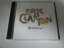 cd . eric clapton. behind the sun