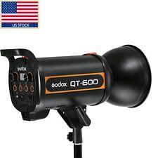 Godox High Speed QT 600W Photography Photo Studio Strobe Flash Light Head Bulb