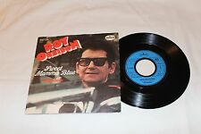 Roy Orbison German Import 45 & Picture Sleeve-SWEET MAMA BLUES/HEARTACHE STEREO