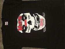 Misfits Vintage Flyer T-Shirt,NEW Size XL, Punk,Samhain,Danzig