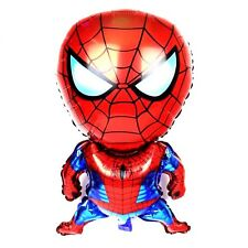 SPIDERMAN BOY SUPERHERO AVENGERS foil balloon BOYS BIRTHDAY DECORATIONS