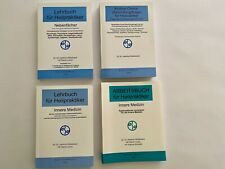 Lehrbuch für Heilpraktiker von Kreativität und Wissen, 4 Bände