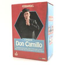 Don Camillo L'intégrale Coffret 5 DVD Fernandel