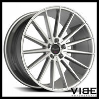 20 niche milan machined concave wheels rims fits honda accord coupe Two-Door Honda 2014 Models 20 gianelle verdi silver concave wheels rims fits honda accord coupe