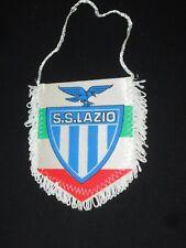 fanion wimpel pennant ancien football LAZIO ROMA ROME  ITALIA ITALIE  annees 80