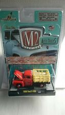 M2 MACHINES 1956 FORD F-100 PREMIUM EDITION 1:64 TOM DAVIS FARMS COULEE CITY, WA