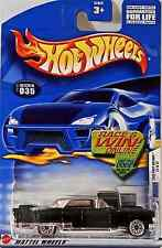 Hot Wheels 035 57 Cadillac Eldorado Brougham, 2002 1st Editions 23/42 R&Win Mint